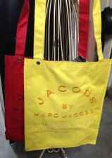 MARC JACOBS CANVAS TOTE BAGS