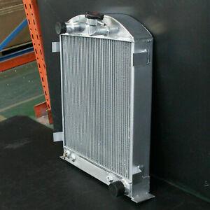 2094 2 ROW Aluminum Radiator For Volkswagen Golf 95-97 Jetta 1994-1998 V6 2.8L