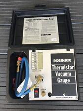 Robinair 14830A Thermistor Vacuum Gauge