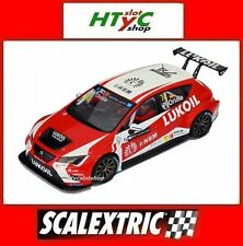 SCALEXTRIC SEAT LEON #74 TCR 2015 PEPE ORIOLA LUKOIL SCX A10223S300