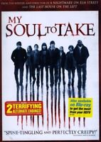 My Soul to Take [New DVD] Ac-3/Dolby Digital, Dolby, Dubbed, Slipsleev