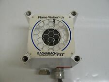 SCOTT BACHARACH FV-10-111111 FLAME VISION UV FLAME DETECTOR 18-32 VDC