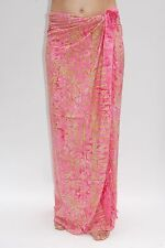 NEW PREMIUM QUALITY PINK SARONG PAREO BEACH POOL DRESS WRAP COVER UP / sa321P