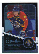 11-12 OPC O-Pee-Chee Rainbow Black Dmitry Kulikov #151 097/100 Mint