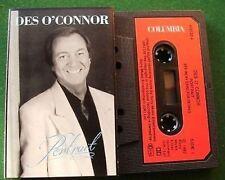 Des O'Connor Portrait Amigos Para Siempre + Cassette Tape - TESTED