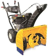 Snow Blower 3-Stage Electric Start Gas Thrower Power Steering Heated Grips New