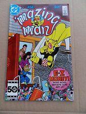 'Mazing Man 2 .   DC  1986 -    VF - minus
