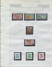 Weeda Tokelau 1//137 MNH collection, 1948-86 issues CV $120.15