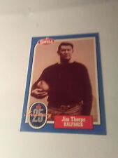 1988 Swell Football Jim Thorpe