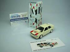 SIN CAJA UNBOXED REF 010 Audi Quattro + decals SOLIDO 1/43 cochesaescala