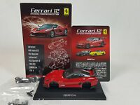 1:64 Kyosho Ferrari Minicar Collection 12 599XX EVO Evoluzione 2011-2012 Red NEW