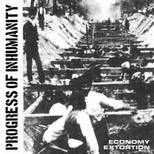 Progress Of Inhumanity - Economy Extortion [EP][schwarz]