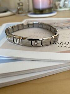 Nomination Bracelet & 2 charms