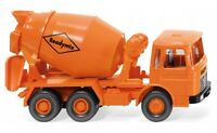 "#068204 - Wiking Betonmischer (MAN) ""Readymix"" - 1:87"