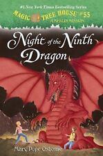 Magic Tree House (R) Merlin Mission: Magic Tree House #55: Night of the Ninth...