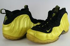 25820118412 Nike Air Foamposite One Electrolime Black Size 8.5 Wu Tang 314996-330