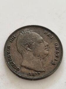 WILLIAM IV FARTHING 1837