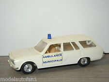 Peugeot 504 Break Ambulance van Solido 23 France 1:43 *9262