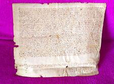 Olesa de Montserrat, Manuscrit en Pergami, Testament de Pere Duran Du 1563