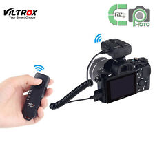 for Canon 450D 700D 60D Wireless Shutter Release Remote Control Viltrox JY-120