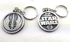 Star Wars Jedi Order Keychain Keyring Pendant doble sided HQ  FREE SHIPPING