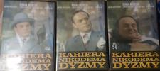 KARIERA NIKODEMA DYZMY - Polish TV Series 3xDVD