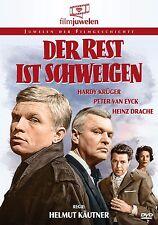 Der Rest ist Schweigen - mit Peter van Eyck und Heinz Drache - Filmjuwelen DVD