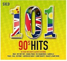 101 90s Hits Various Artists 0600753777312