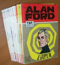 LOTTO FUMETTI ALAN FORD MARTIN MYSTERE DYLAN DOG ZONA X