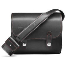 NEW LEICA OBERWERTH FOR LEICA SYSTEM CASE FOR M,T, X OR Q CAMERAS BLACK SHOULDER