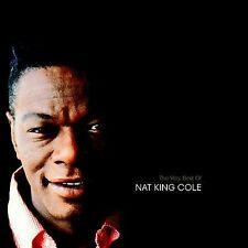 The Very Best of Nat King Cole [Capitol] [Remaster] by Nat King Cole (CD, May-20