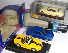 BARGAINS @@ - MAISTO DIE-CAST MODEL VEHICLES  click - Select - to browse/order