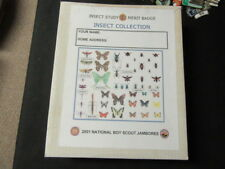 2001 National Jamboree Insect Collection Box for Insect Study Merit Badge
