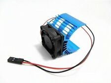HSP 1/10 540/550/3650 Carbon Brush Brushless Motor Cooling Radiator For RC Car