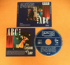 CD ABC The Lexicon Of Love 1998 Europe MERCURY 538 250-2  no lp mc (CS33)
