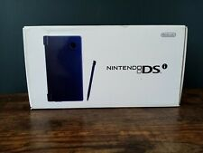 Nintendo DSi Console - Metallic Blue - Boxed - Includes Charger