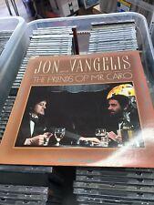 Jon and Vangelis - The Friends of Mr Cairo - LP -polydor Deluxe 1981