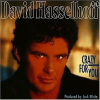 David Hasselhoff Crazy for you (1990) [CD]