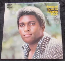 CHARLEY PRIDE Love Songs By Charley Pride LP