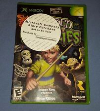 Grabbed by the Ghoulies (Microsoft Xbox, 2003) Microsoft store Purchase Sticker