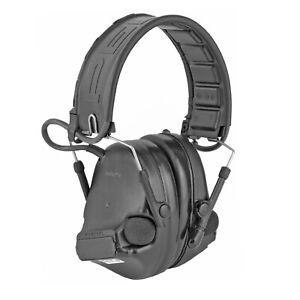 3M Peltor ComTac V Hearing Defender Headset - Black (MT20H682FB-09-SV)