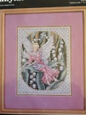 Lily Maiden counted cross stitch kit Janlynn (Teresa Wentzler) #112-94