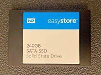 "WD SSD 240GB SATA 2.5"" Solid State Western Digital HD Apple OS Mac Catalina 2019"