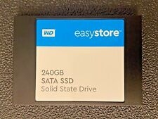 "WD SSD 240GB SATA 2.5"" Solid State Western Digital HD Apple OS Mac Catalina 2019"