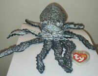 Ty Beanie Baby - OPIE the Octopus (Red Eyes - Sea Center Exclusive Version) MWMT