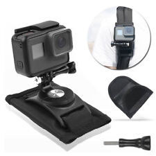 Strap Backpack Mount Bracket Holder For GoPro Hero 4 5 6 7 Camera Accessory