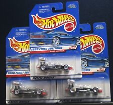 3 NEW HOT WHEELS 1998 FIRST EDITIONS SUPER MODIFIED 664 LACE 27/40