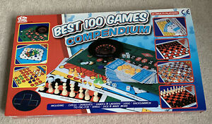 A to Z Best 100 Compendium Game - 08198