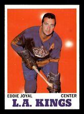 EDDIE JOYAL 70-71 TOPPS 1970-71 NO 39 NRMINT+  20558