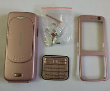 PINK REPLACEMENT HOUSING, FASCIA CASE COVER FOR NOKIA N73